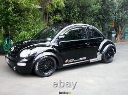 Fusées Fender Pour Roue Large Kit Carrosserie Volkswagen New Beetle Jdm Arch 2,75 4pcs