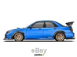 Fusées Fender Pour Subaru Impreza Concaves Large Kit Carrosserie Passages De Roue 2,75 4pcs