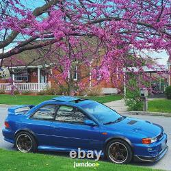 Fusées Fender Pour Subaru Impreza Gc Gf Large Body Kit Arc De Roue Jdm 50mm 4pcs