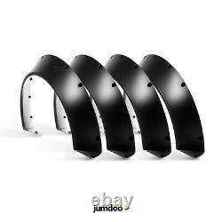 Fusées Fender Pour Subaru Impreza Grb Concaves Larges Arches De Roue Du Corps De 4pcs