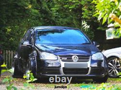 Fusées Fender Pour Volkswagen Golf Mk5 Concave Large Body Wheel Arches 3.5 4pcs