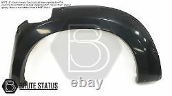 Isuzu D-max 2012-2015 Wide Wheel Arch Kit Fender Flares Matt Black Dmax