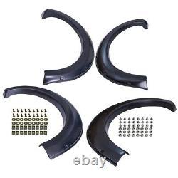 Kit Arrière Large Roue Arch Fender Flares Pour Mitsubishi L200&triton
