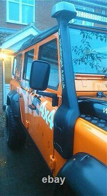 Land Rover Defender 90 110 Wide Arch Kit Retro Modern Style Great Kit