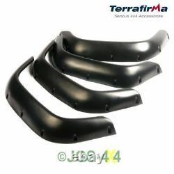 Land Rover Defender Extra Wide Wheel Arch Kit Terrafirma Tf110