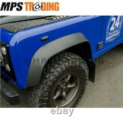 Land Rover Defender Front Wide Wheel Arches +30mm (paire) Da1979