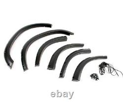 Land Rover Discovery 2 1999-2004 Extra Wide 75mm Wheel Arch Moldings Set Ba 2069