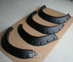 Large Fender Fusées Passages De Roues Pour Isuzu D-max Chevrolet Holden Rodeo 4 Portes