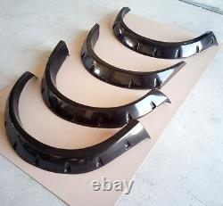 Large Fender Fusées Passages De Roues Pour Mitsubishi L200 19962005 4 Portes K74