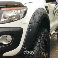 Large Kit Hawke Arc Extensions Pour S'adapter L'arceau De Roue Ford Ranger Jusqu'en 2015 Modèles