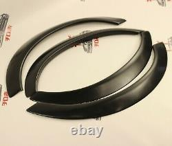 Mazda Mx5 Mk1 Mk2 Fender Flares Roue Arches Extensions Large Corps Kit Set 4 Pcs
