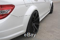 Mercedes C63 Amg Verbreiterung Large Bodykit Arches Fender Flares W204