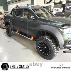 Mercedes Classe X Large Corps Roue Arches Fender Flares (overland Extreme)