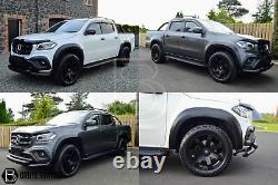 Mercedes Classe X Wide Body Wheel Arches & Wheel Spacers Fender Flares