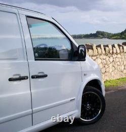 Mercedes Vito Wide Wheel Arches (ensemble De 4) Fait Sur Commande
