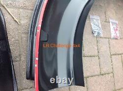 Mitsubishi L200 Roue Large Arches Fender Flares 2005 2010 Rechercher Grande Extension