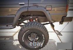 Mitsubishi Pajero Mk1 Extra Wide Wheel Arch/ Fender Flares/ Garde
