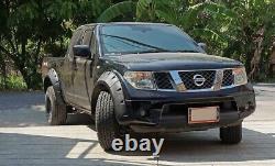 Nissan Navara D40 Pickup-truck Extra Wide Wheel Arch/ Fender Flares/ Guard