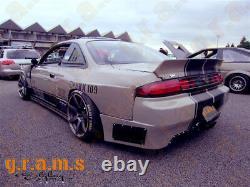 Original Style Lab Quartiers Arrière Large +50mm Pour Nissan S14 S14a 200sx Silvia V8