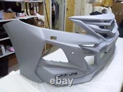 Pour Lexus Lx570 2016+ Khann Wide Body Kit Wheel Arch Extenders Fender Flares