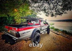 Pour Mitsubishi L200 Monocabine 2000 Extra Large Roue Arch/ Fender Flares/ Guard