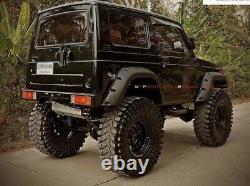 Pour Suzuki Sj413 / Samourai Extra Wide Wheel Arch/ Fender Flares/ Guard