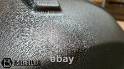 Pour Toyota Hilux 2006-11 Large Body Wheel Arches Fender Flares Riveted Style Vigo