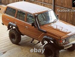 Pour Toyota Land Cruiser 60 Série Arche De Roue Extra Large/ Fender Flares/ Guard