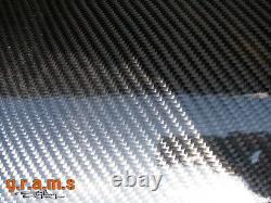 Quartiers Larges Carbon +50mm Pour Nissan S14 S14a 200sx Silvia V8