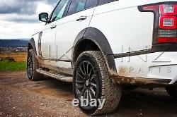 Range Rover Vogue L405 Barugzai Universal Wheel Arch Kit / Large Bodykit