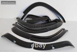 Roue Arch Set Extension Spoiler Fusées Pour Vw Tiguan Large R Sport Fender