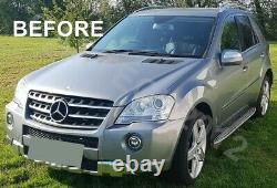S'adapte Mercedes ML W164 Wheel Wide Arches Amg Look, Tuning
