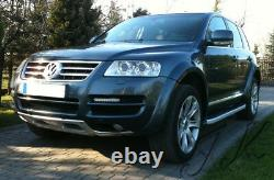 S'adapte Vw Touareg (2002-2006) Wide Wheel Arches Fender Extension Flares