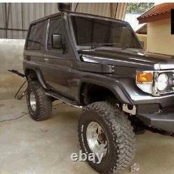 Toyota Land Cruiser 70 Série Extra 3 Wide Wheel Arch/ Fender Flares/ Garde