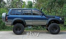 Toyota Land Cruiser 80 Série Extra Wide Wheel Arch/ Guard/ Fender Flares
