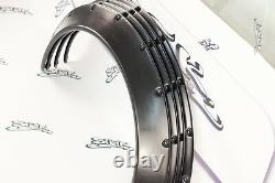 Universal Fender Flares Jdm Style Wide Body Kit Wheel Arches 70 MM 2.7 Pouces