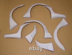 Vauxhall / Opel Calibra Wide Wheel Arches / Arch (set De 4) Réalisé Sur Commande